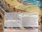 Close up of article