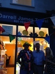 Thanks to Darrell James Travel for allowing us to use his premisis for a meet the artist evening