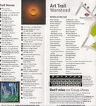 Wanstead Art Trail Brochure 2016